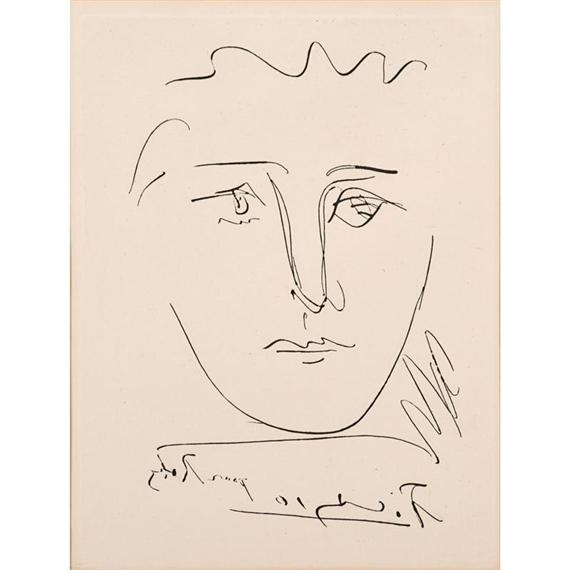 Picasso Pablo   L\'Age du Soleil (Pour Roby)   MutualArt