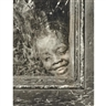 Walter Rosenblum, Smiling Child in Window
