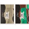 Masuo Ikeda, 2 works: Picasso's Guitar ; Picasso's Guitar A