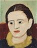 André Lanskoy, Portrait de femme