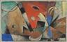 Franz Marc, Abstrakte Komposition