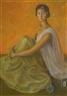 Leonor Fini, PORTRAIT OF MADAME ODETTE PLOUVIER