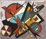 Rolph Scarlett, Geometric Abstraction