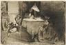 James McNeill Whistler, The Music Room (K. 33)