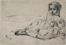 James McNeill Whistler, Bibi Valentin (K. 50)