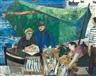 Guy Bardone, The fish market