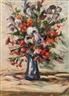 Lovis Corinth, Still Life with Flowers