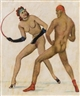Alfons Walde, Love Play with Whip