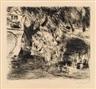 Lovis Corinth, Chestnut Trees