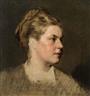Hans Canon, Female portrait