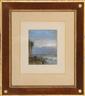 William Trost Richards, Moonlit landscape