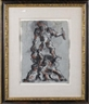 Jacques Lipchitz, Study for Monument on Mount Scopus