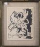 Jacques Lipchitz, Study for Bull and Condor