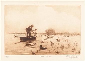 2 Works: Goose Gunner & Time To Go By Brett James Smith