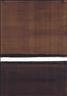 Pierre Soulages, Brou de noix sur papier 108x75cm (A-5)