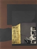 Louise Nevelson, Untitled, from Aquatint and Collage