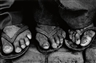 Sebastião Salgado, Worker's Feet, Brazil