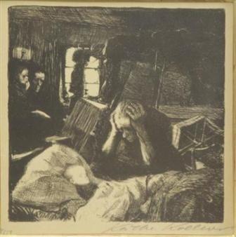 artworks of k the kollwitz german 1867 1945 page 22. Black Bedroom Furniture Sets. Home Design Ideas