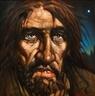 Peter Howson, ST. JOHN THE BAPTIST