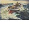 John Whorf, Fisherman at Sea