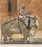 Arun Bose, Elephant Ride