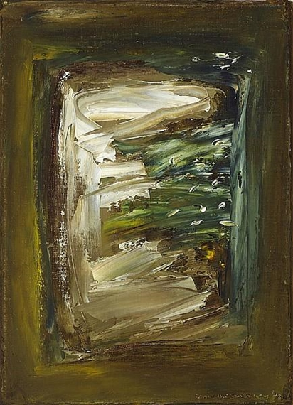 Se 225 N Mcsweeney Kelly S Bog 1992 Oil On Canvas