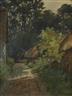 William Trost Richards, Shaded Path