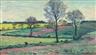 Emil Maetzel, Landscape in Holstein
