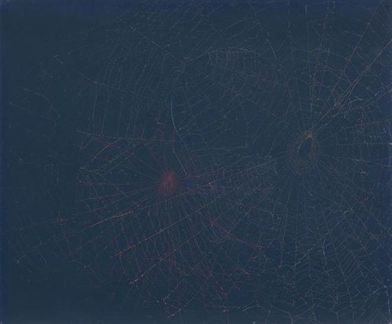 Pae White Summer Sampler 3 1998 Webs Paint