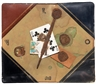 George Herms, Desk pad