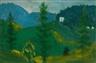 Alfons Walde, Landschaft