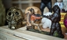 Curious collection of bears and skulls goes up for auction at Sotheby's