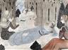 Paul Delvaux, Hommage à la reine des forêts