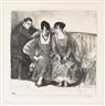 George Bellows, Emma, Elsie and Gene