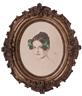 Franz von Stuck, Mary, the Artist's Daughter
