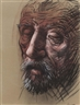 Peter Howson, STUDY FOR THE PENITENT PETER