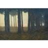 Charles Warren Eaton, Woods at Evening