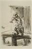 Max Slevogt, 2 Works: Untitled