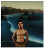 Gregory Gillespie, Portrait on the Coast