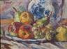 Vincenc Benés, Still Life with Fruit