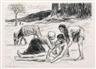 Max Liebermann, Der barmherzige Samariter
