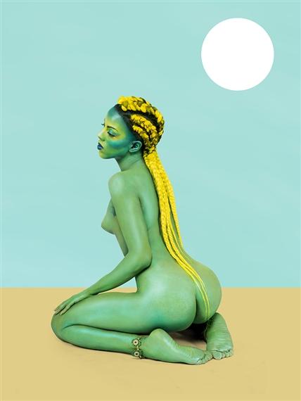 Whoa - Magazine cover