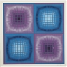Victor Vasarely, DIORRE (FROM JALONS)
