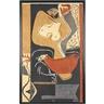 Le Corbusier, Femme a la Main Levee