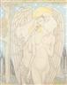 Jan Toorop, Het aanzoek (La demande en mariage)