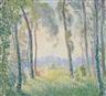 Henri Lebasque, La halte en forêt