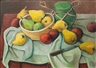Emil Maetzel, Still Life with Fruits