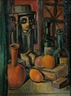 Emil Maetzel, Still Life with Figurine