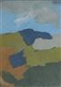 André Bicât, A Landscape Under Cloudy Sky