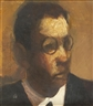 Stephen Conroy, Figure in Spectacles